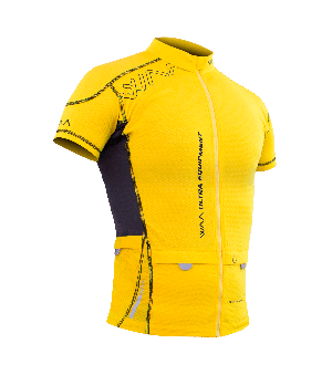 ULTRA CARRIER SHIRT MANCHES COURTES HOMME 2017XS/Yellow