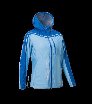 ULTRA RAIN JACKET FEMME 2019 GLACIER BLUE T.XS