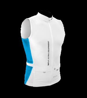 Ultra Carrier Shirt Sleeveless-White-S