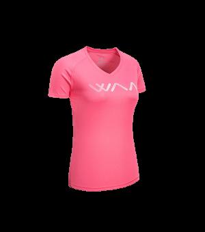 ULTRA LIGHT T-SHIRT 3.0 FEMME-Berry Pink-XL