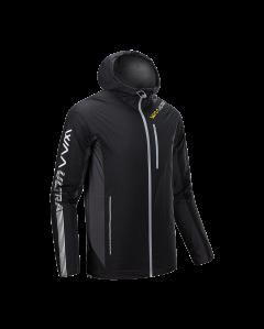 ULTRA RAIN JACKET HOMME 2019 BLACK/GREY T.XL