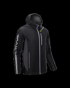ULTRA RAIN JACKET HOMME 2019 BLACK/GREY T.S