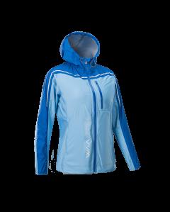 ULTRA RAIN JACKET FEMME 2019 GLACIER BLUE T.S
