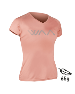 ULTRA LIGHT T-SHIRT WOMEN REFLECTIVE LOGO
