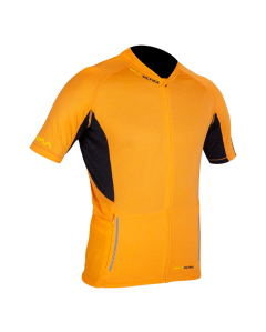 ULTRA CARRIER HOMME MANCHES COURTES 2019 ORANGE SUNRISE T.M