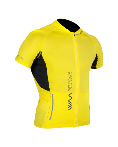 ULTRA CARRIER HOMME MANCHES COURTES 2019 YELLOW T.M