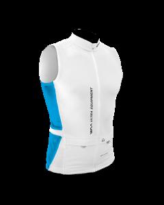 Ultra Carrier Shirt Sleeveless-White-L