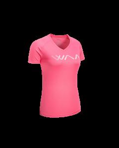 ULTRA LIGHT T-SHIRT 3.0 FEMME-Berry Pink-XS