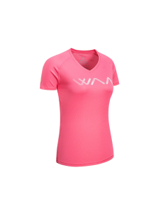 ULTRA LIGHT T-SHIRT 3.0 FEMME-Berry Pink-XL